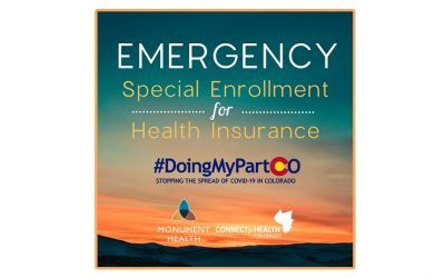 Grand Junction Based Company Monument Health Involved in Emergency Special Enrollment for Health Benefits