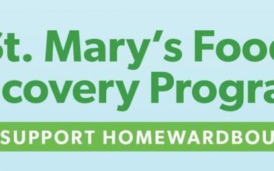 Community Partnerships: St. Mary's Food Recovery Program